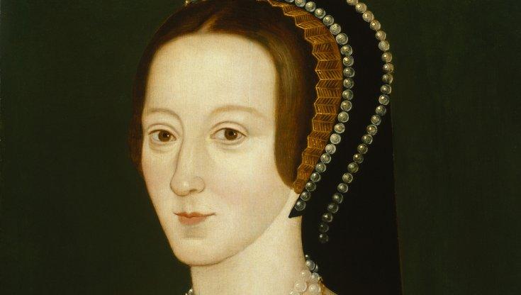 Anna Bolena Non bruciamola ma tagliamole la testa. Firmato Enrico VIII