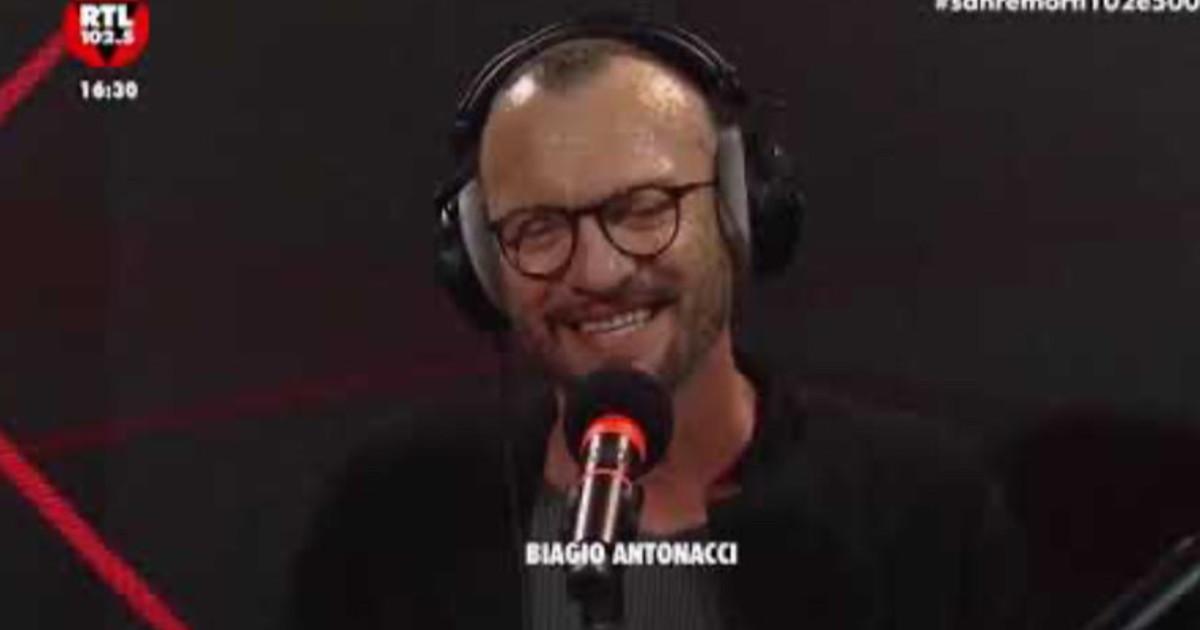 Biagio Antonacci pronto a farci sognare Suite 102.5 Prime Time Live un evento intimo e raro