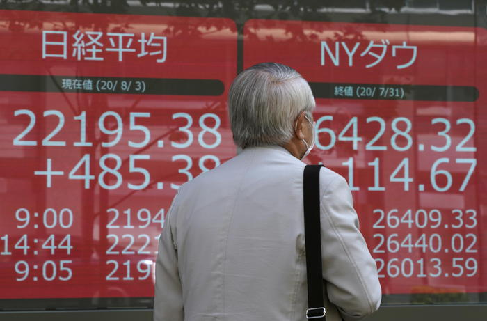 Borsa Asia cauta mercati guardano a voto Usa e contagi Covid