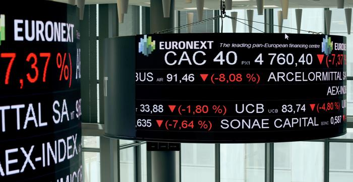 Borsa Covid indebolisce Europa Milano cede lo 02