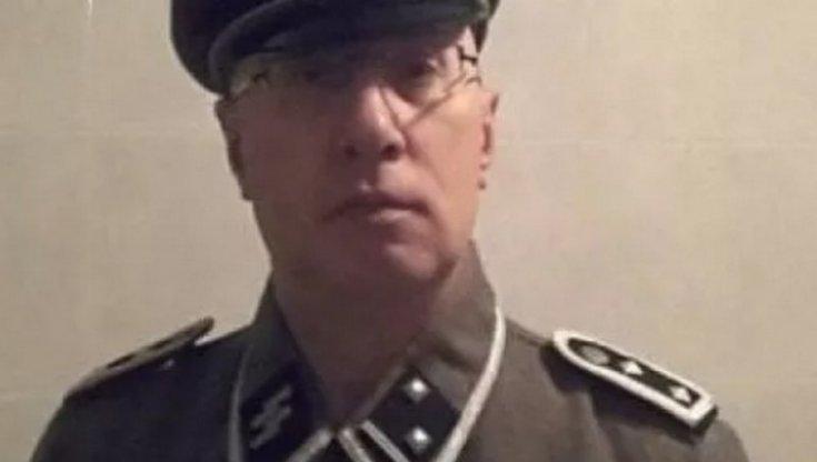 Brianza si fece fotografare con la divisa delle Ss ex comandante dei vigili condannato per apologia di fascismo