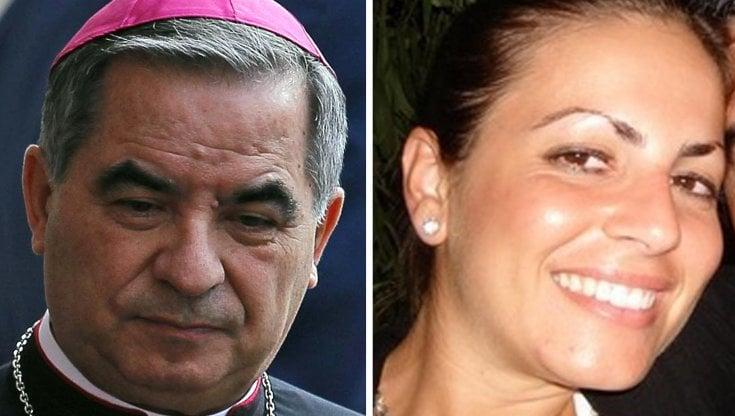 Caso Becciu Cecilia Marogna torna in liberta per lei solo obbligo di firma