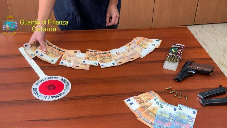 Catania lockdown e usura arrestato uno strozzino