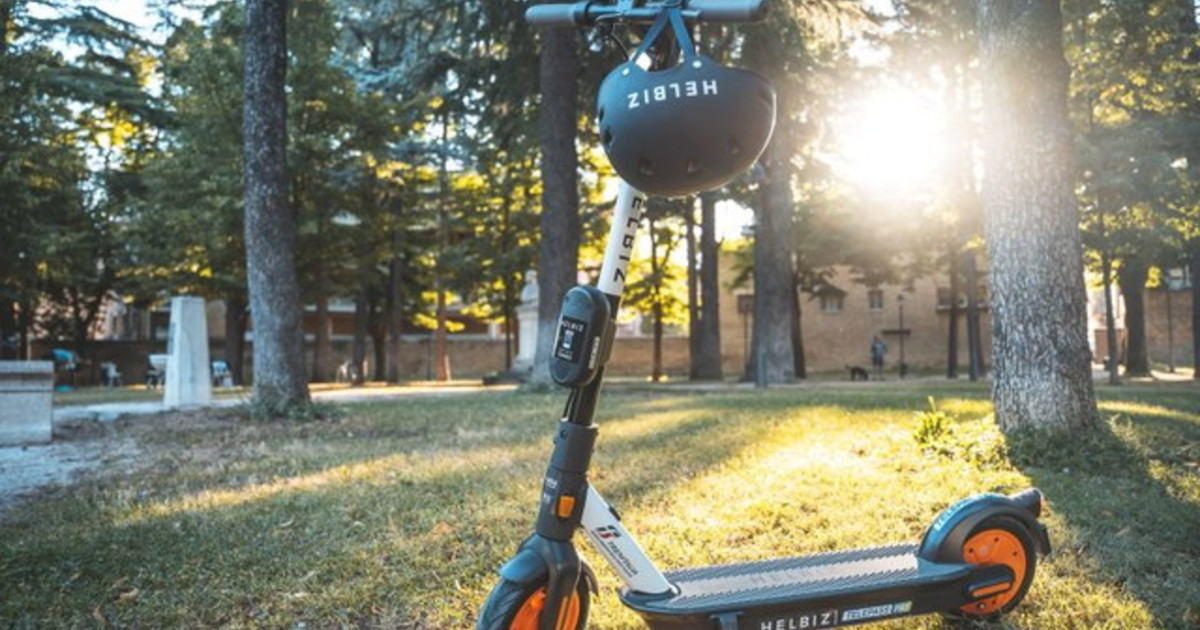 Con Enel e Helbiz mobilita in citta al 100 green e sostenibile
