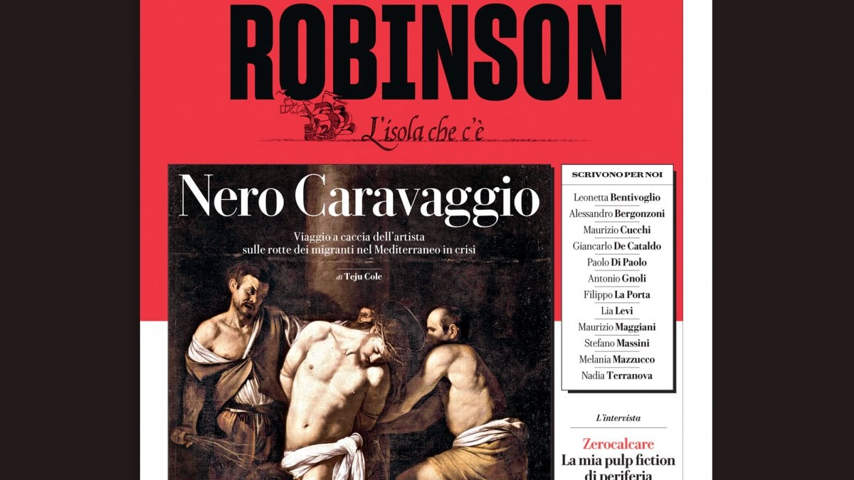 Con Robinson sulle tracce di Caravaggio