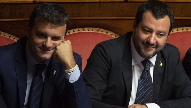 Coprifuoco in Lombardia Centinaio Ordinanza inutile sono daccordo con Salvini. Fontana e andato dietro a Sala e Gori
