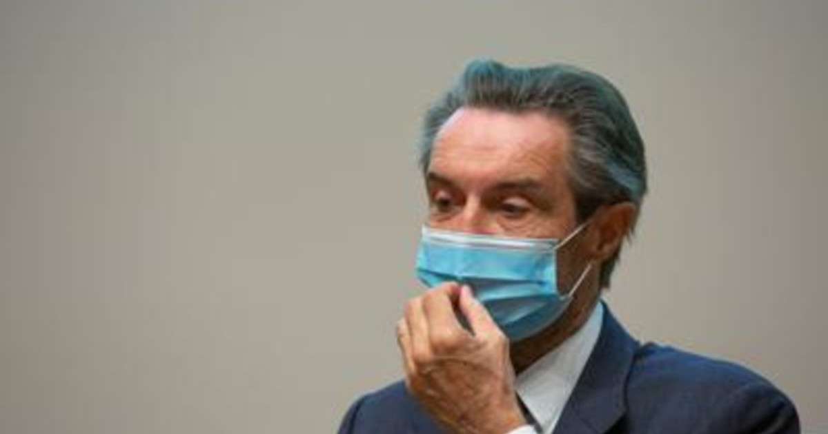 Coronavirus Fontana riaprono ospedali in Fiera a Milano e Bergamo