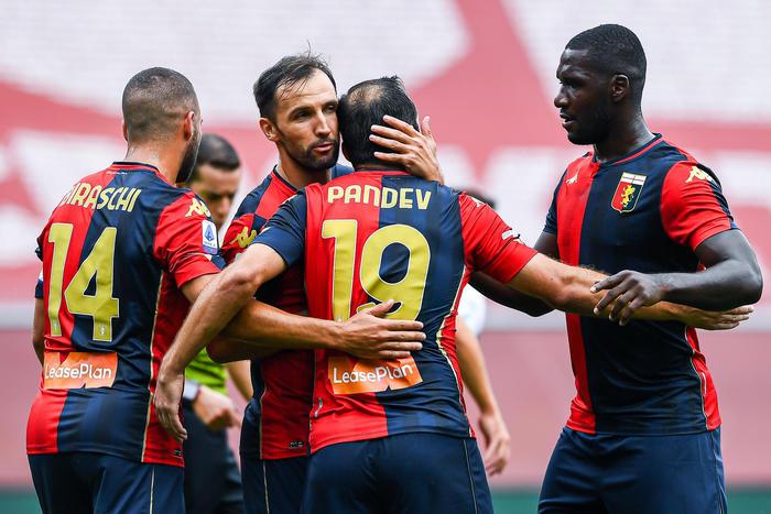 Covid altri tre casi positivi al Genoa