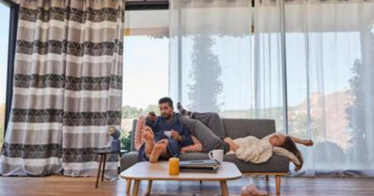 Design ManoMano.it casa tempio del relax e habitat del tifoso