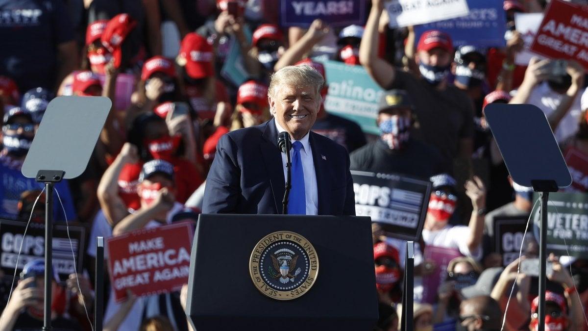 Elezioni Usa 2020 Trump alla conquista del Nevada Biden cancellera il Natale