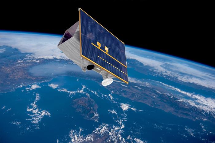 Expo Dubai Saccoccia satellite a difesa della biodiversita