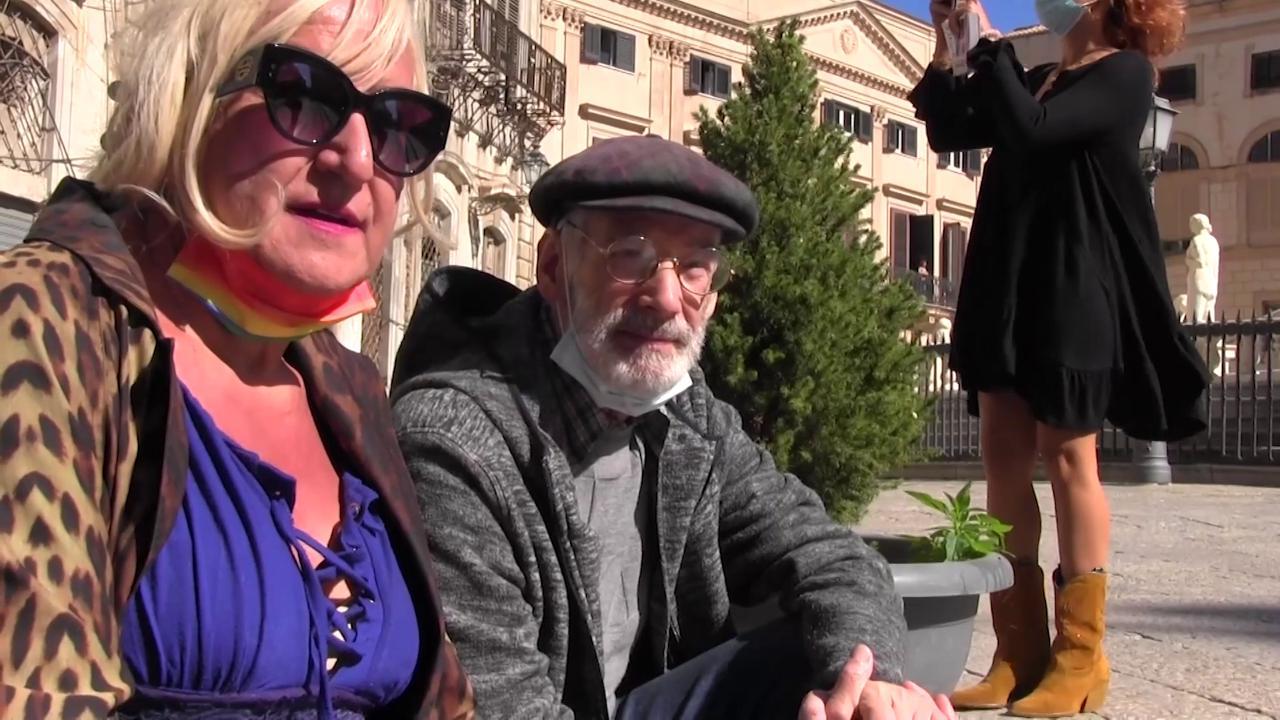 Gino e Massimo Noi sposi come 27 anni fa in una Palermo che e cambiata di Giorgio Ruta