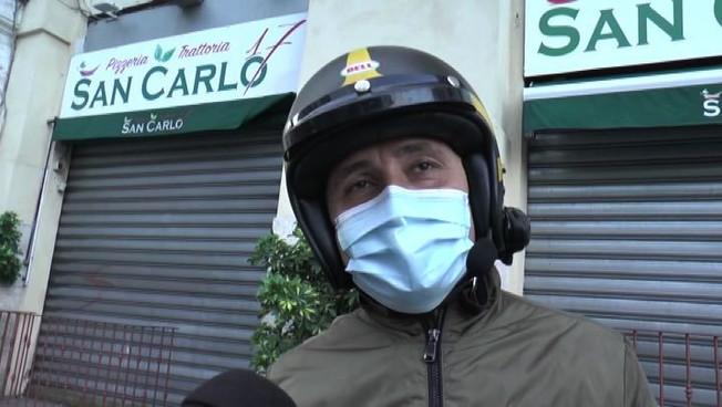 I ristoratori a Napoli la gente ha paura di noi siamo untori