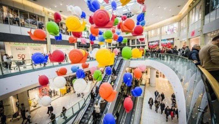 I tristi weekend dello shopping in Lombardia clienti dimezzati