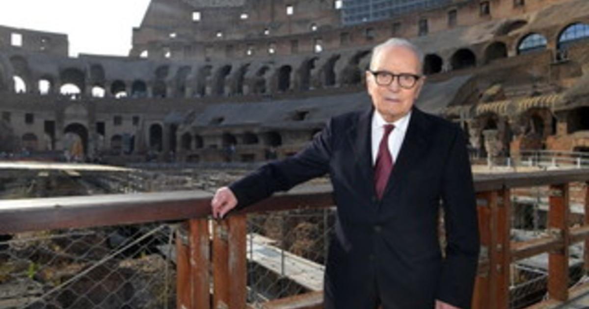 Il 5 giugno a Roma concerto Il Volo tributo a Ennio Morricone