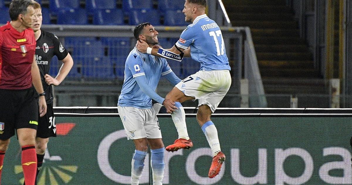 La Lazio ritrova le sue stelle Luis Alberto e Immobile stendono il Bologna segnali di ripresa per Inzaghi