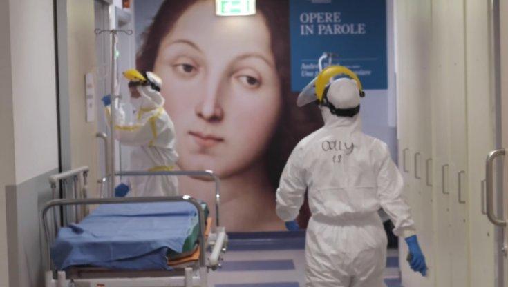 La cura della bellezza a Bergamo la mostra si fa in ospedale