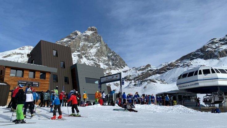 La grande alleanza per salvare la stagione dello sci