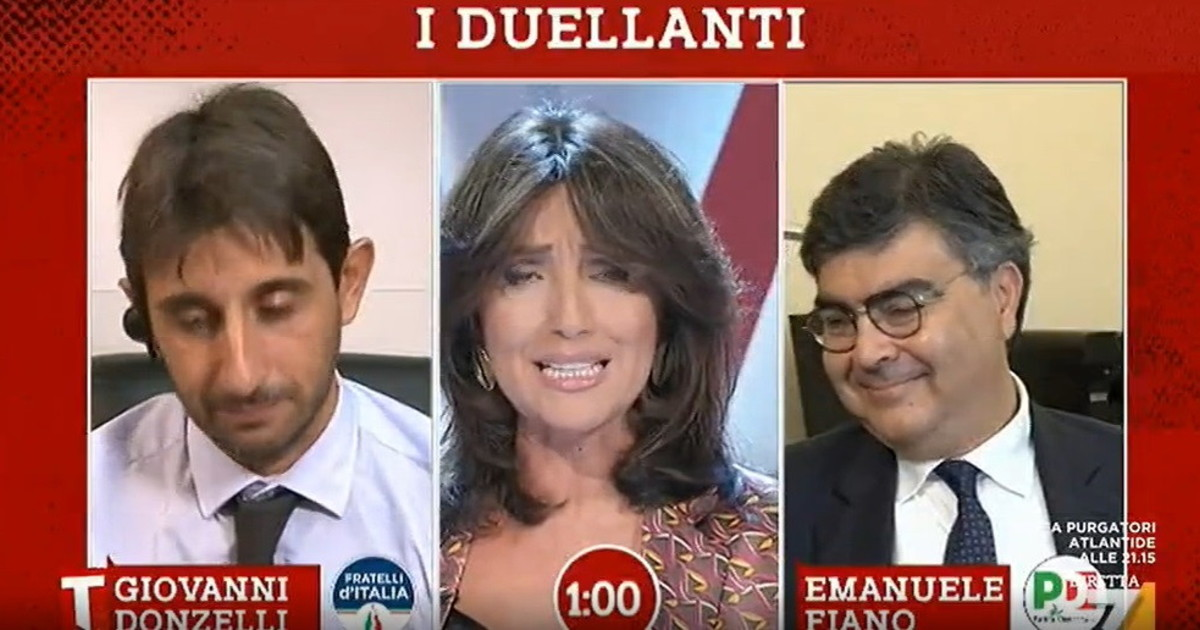 La proroga dellincapacita. Sabino Cassese demolisce Emanuele Fiano la grottesca risposta del piddino