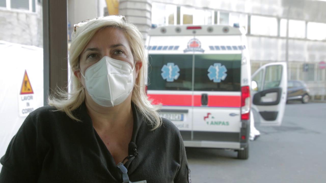 Lo sfogo dellinfermiera Finita ladrenalina di marzo ora lavoriamo piu stanchi e preoccupati