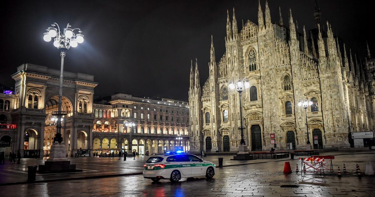 Milano e non solo lockdown imminente governo verso al resa. Le citta coinvolte le due date sul avolo