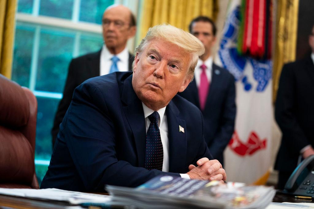 NYT Trump ha un conto corrente in Cina e ha pagato oltre 180mila dollari di tasse