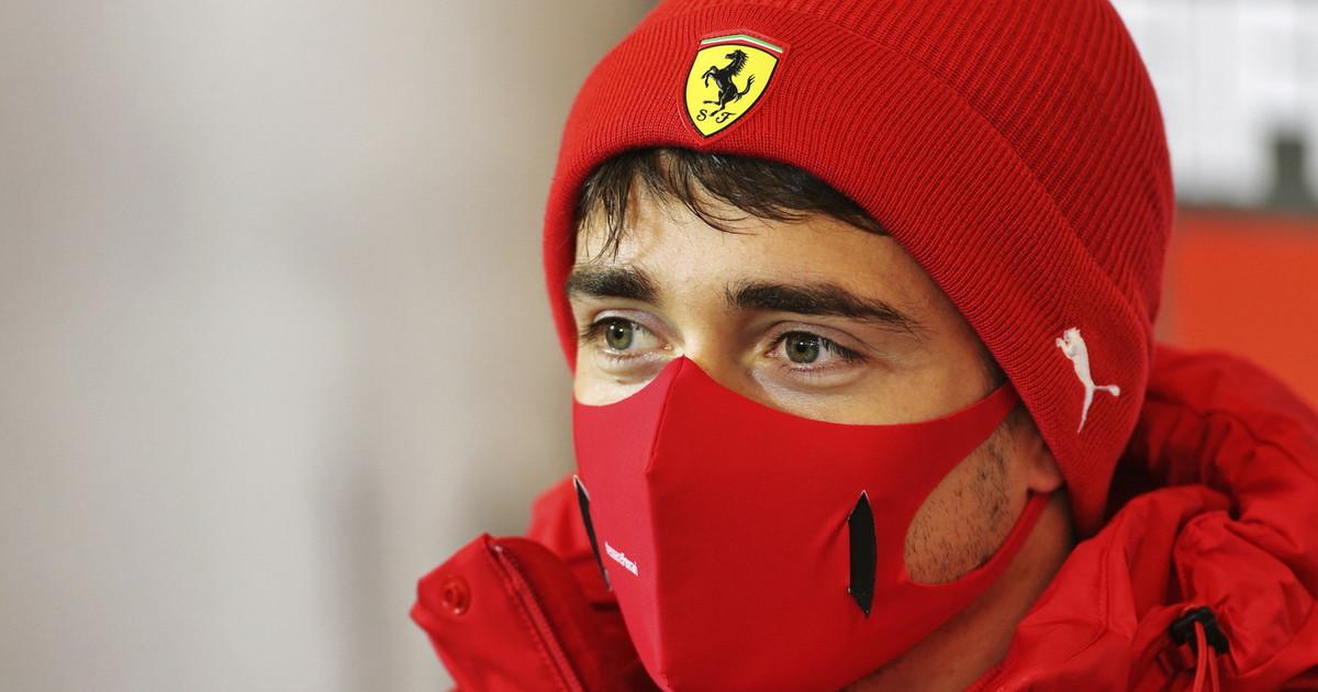 Non so perche abbiano scelto lui. Charles Leclerc il benvenuto tagliente a Carlos Sainz in Ferrari