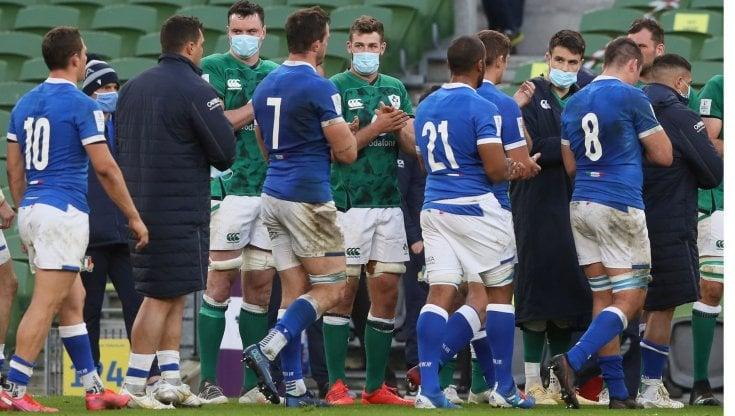 Rugby il Sei Nazioni riprende senza terzo tempo mai successo in quasi 150 anni