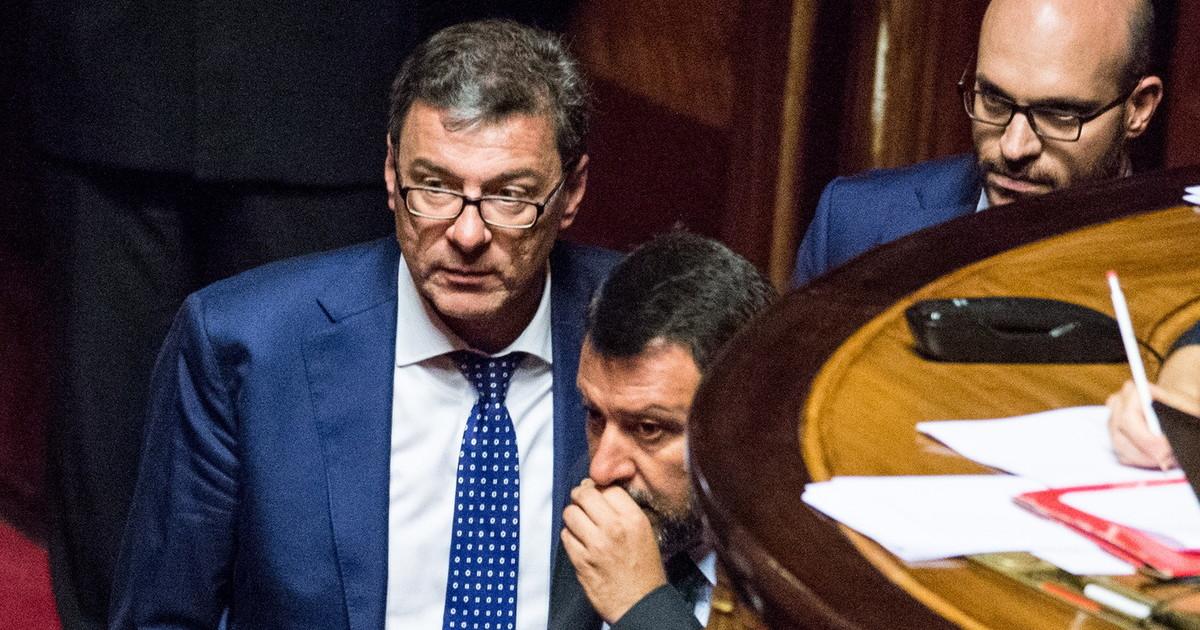 Se ci aiuta ben venga. Retroscena Giuli la radicale svolta di Salvini due indizi nasce una nuova Lega