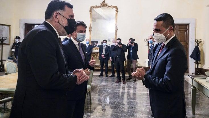 Serraj a Roma un viaggio di addio mentre lOnu tratta per il nuovo governo in Libia. Accordo raggiunto per il cessate il fuoco
