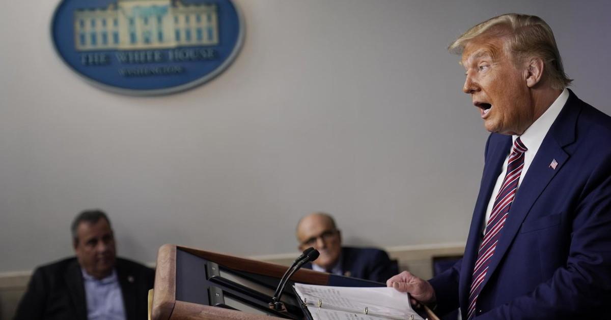 Trump scatena linferno Squadra legale guidata da Giuliani. La voce sui brogli terremoto Usa
