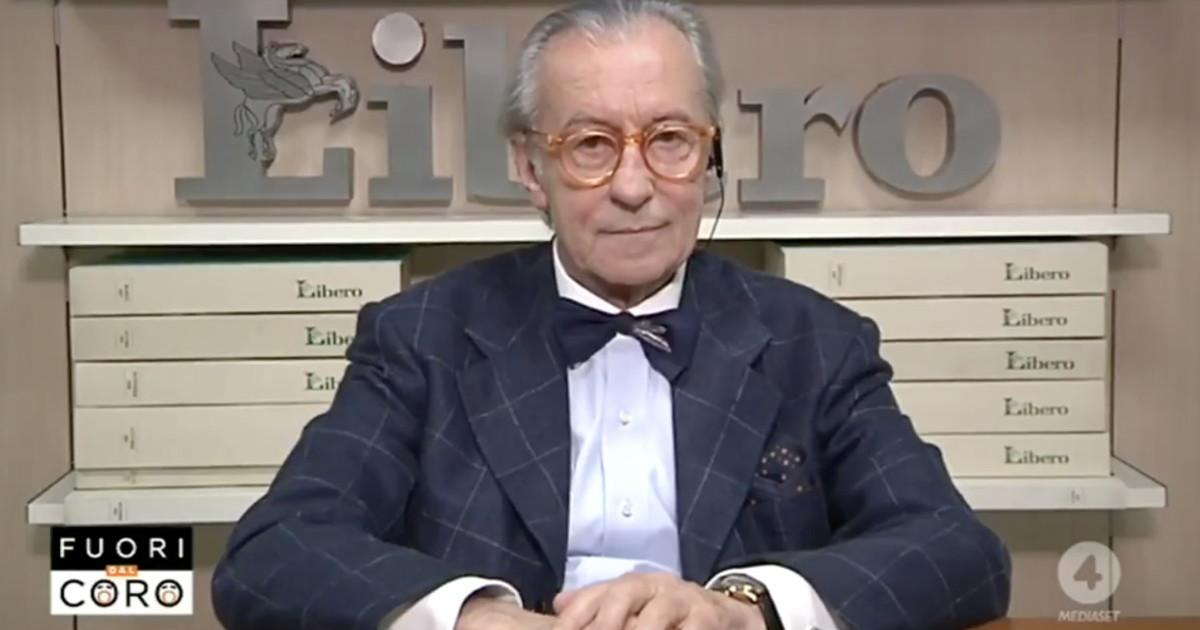 Tutti liberi a Natale Una rottura di c. Vittorio Feltri se Conte e un premier fuori da ogni logica