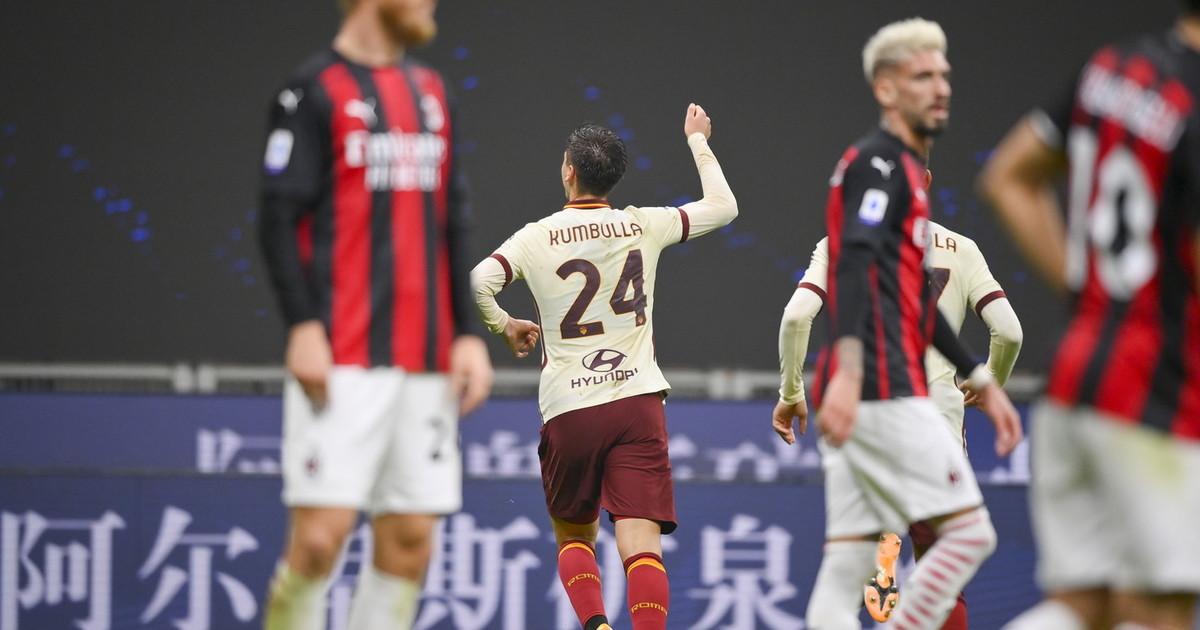 Un doppio Ibrahimovic non basta al Milan pareggio pirotecnico a San Siro con la Roma