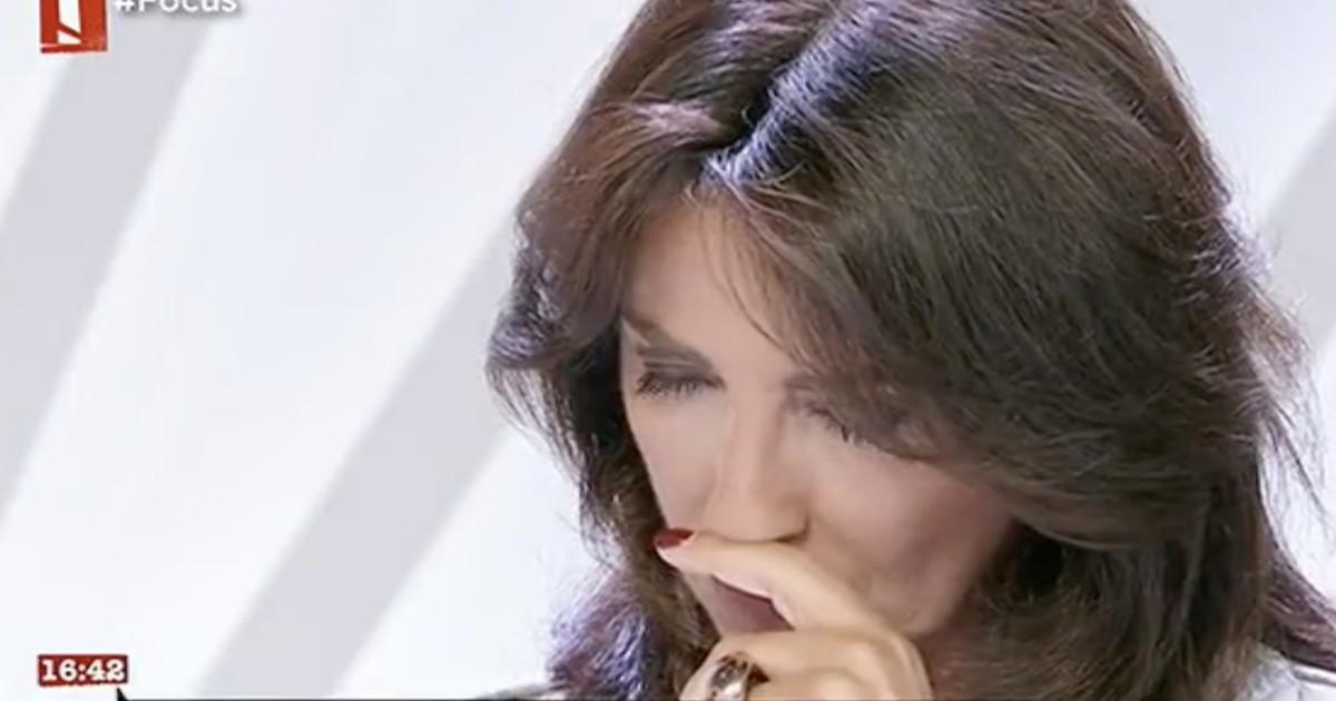 68 anni muore dinfarto tra le braccia della figlia. Tagada dramma Covid in diretta il crollo di Tiziana Panella