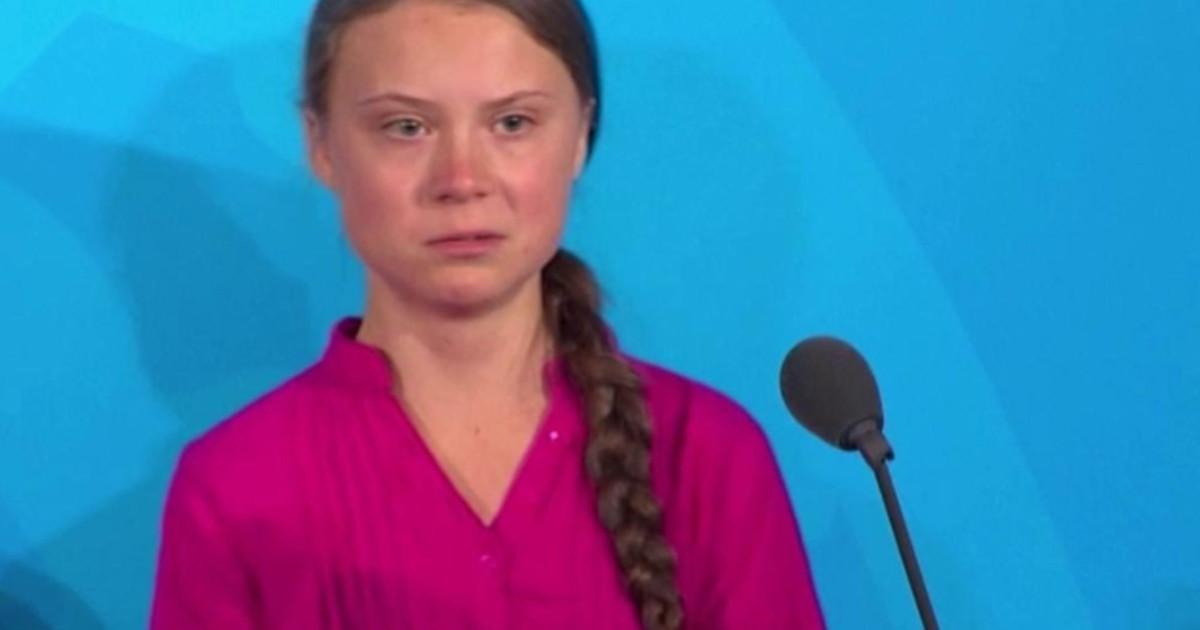 A cosa dovresti lavorare ora. Greta Thunberg capito la ragazzina Come gode per Trump il piu cattivo degli sfotto