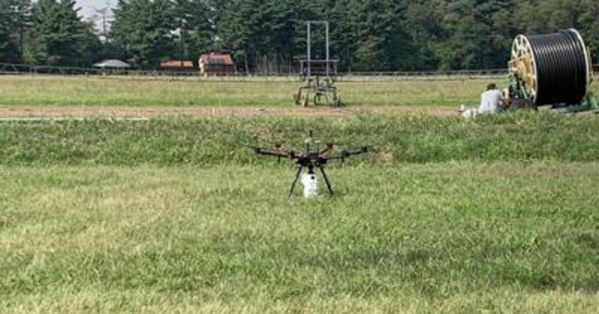 Agricoltura arriva il drone che analizza i nutrienti del suolo