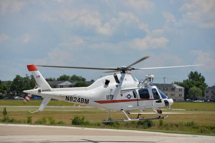 Alla Us Navy altri 36 elicotteri Leonardo per 171 mln di dollari