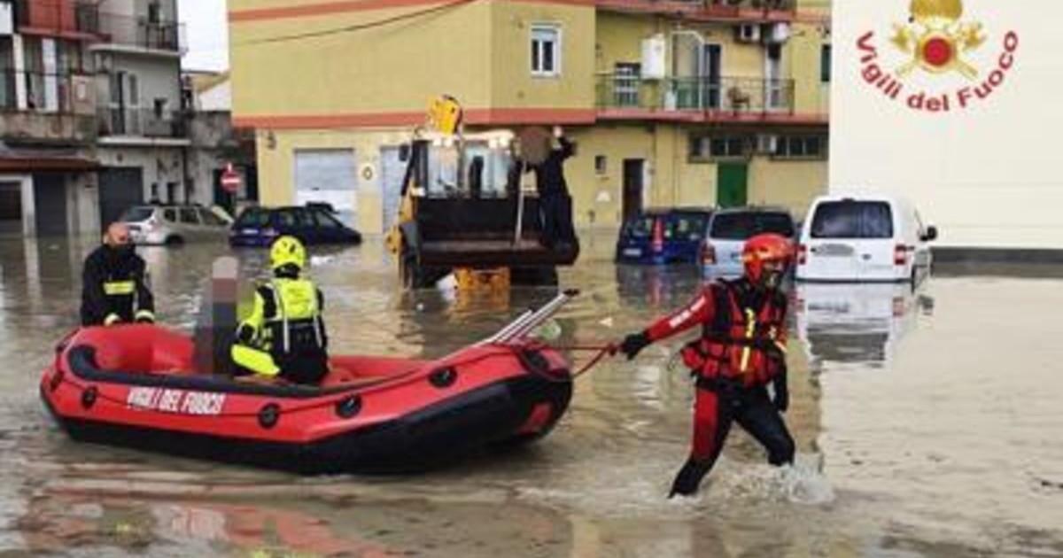 Alluvione a Crotone lallarme delle imprese economia in ginocchio serve progetto per futuro