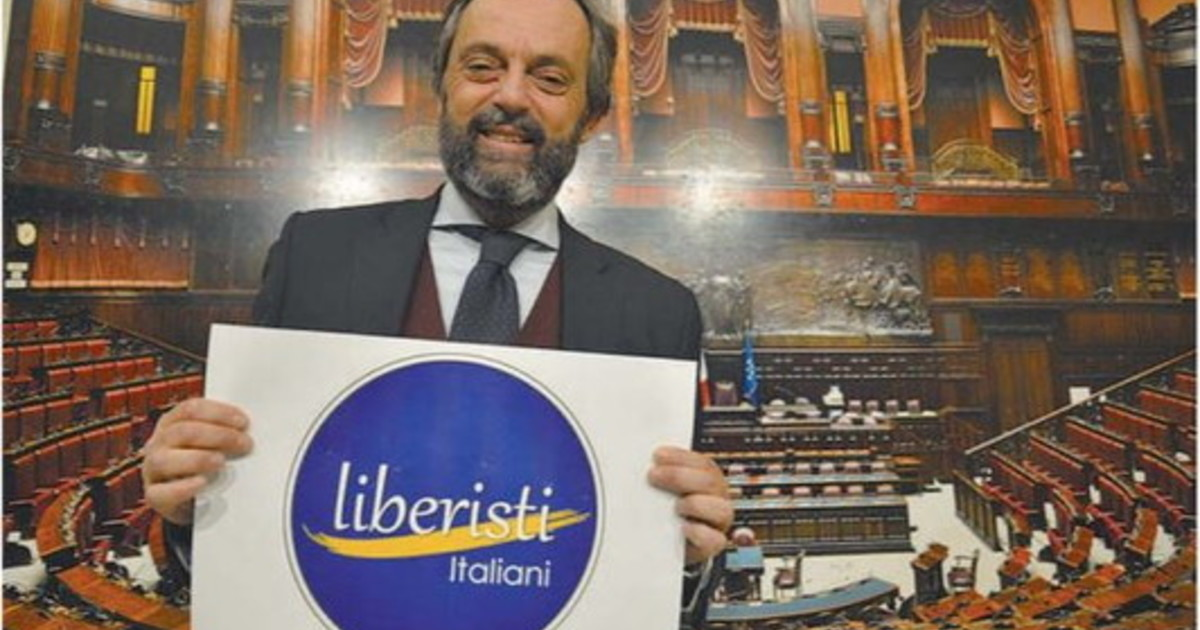 Andrea Bernaudo il candidato dei Liberisti Italiani Io sindaco per liberare Roma dalla maledizione statalista