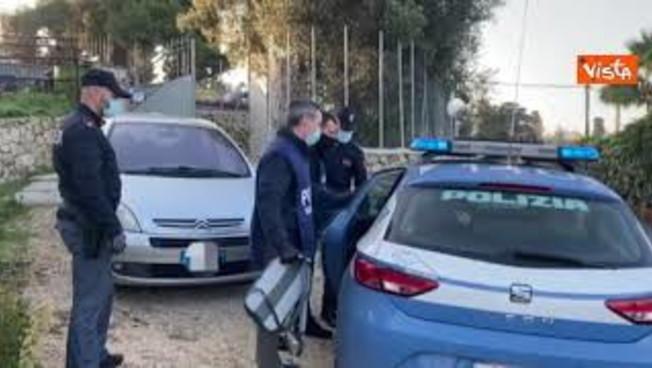 Arrestata la compagna di Johnny lo Zingaro per reato di procurata evasione