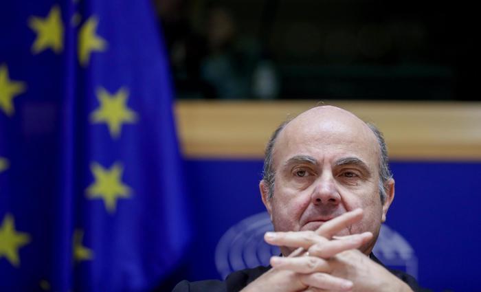 Bce de Guindosmanca base giuridica per cancellare debiti