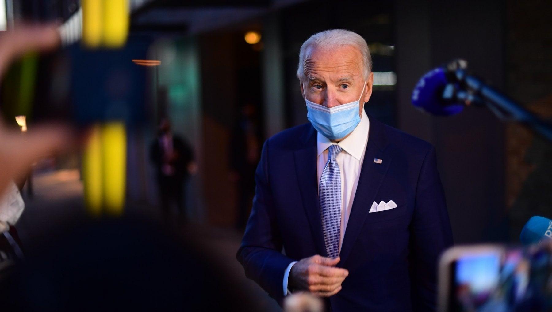 Biden Transizione iniziata riunioni gia in corso