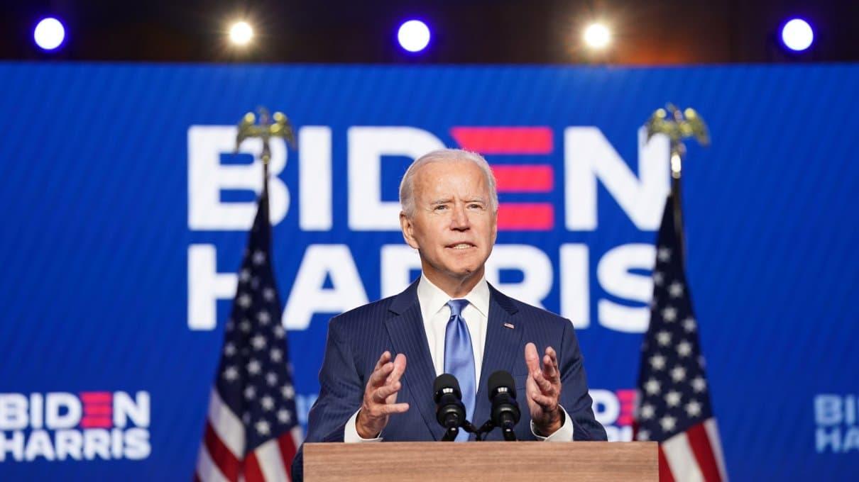 Biden alla nazione Stiamo vincendo siate calmi e pazienti. Siamo una sola America 2