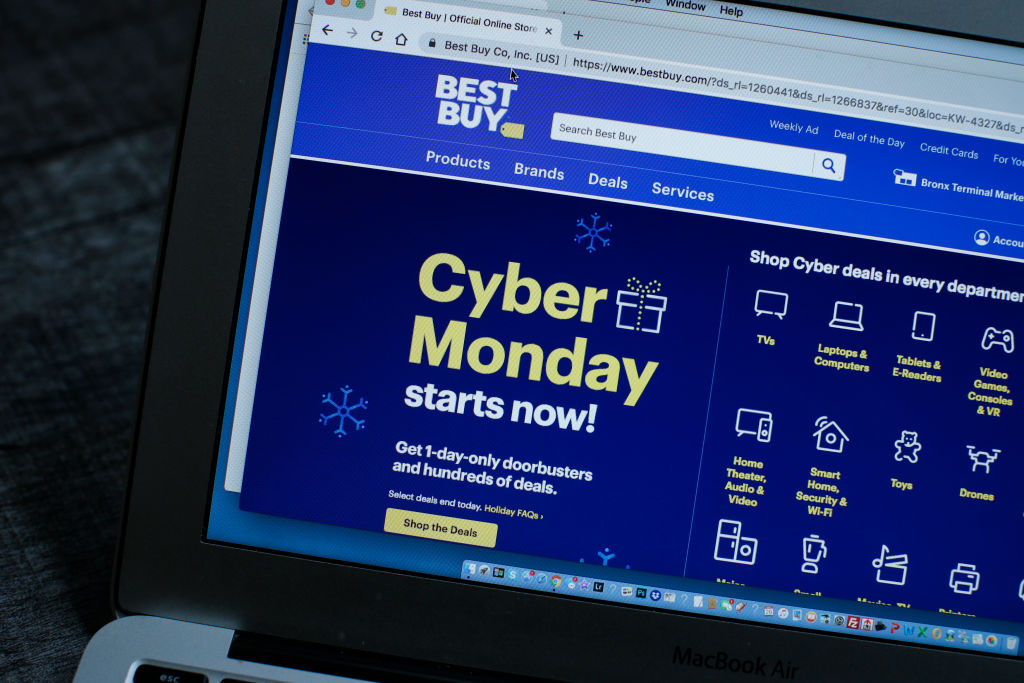Black friday cinque regole per comprare online in sicurezza
