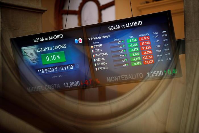 Borsa Europa accentua calo con Wall Street Milano 015