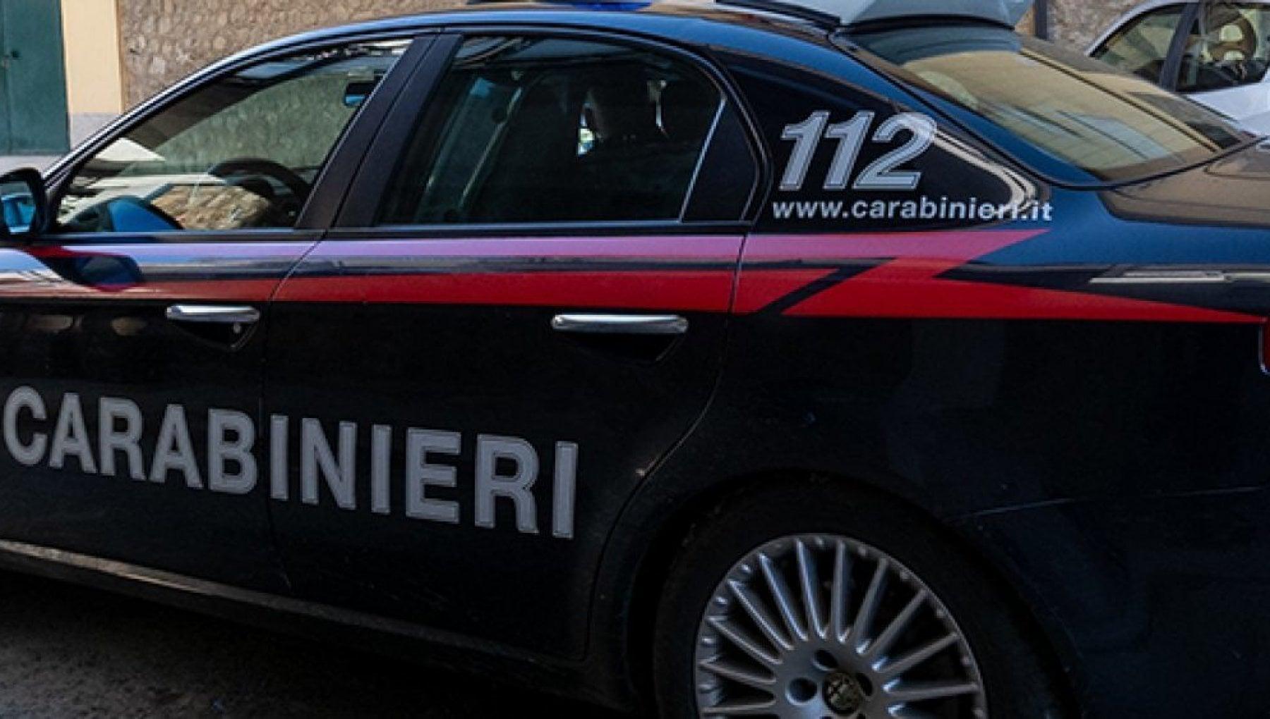 Caserta uccide la moglie arrestato dai carabinieri