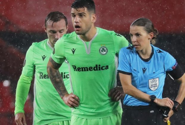Champions League una donna arbitrera Juventus Dinamo Kiev e la francese Frappart