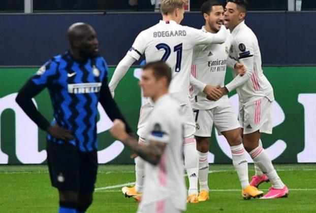 Champions il Real vince a San Siro e inguaia lInter