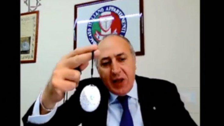 Ciondolo anti Covid Tiani si dimette dal vertice di InnovaPuglia