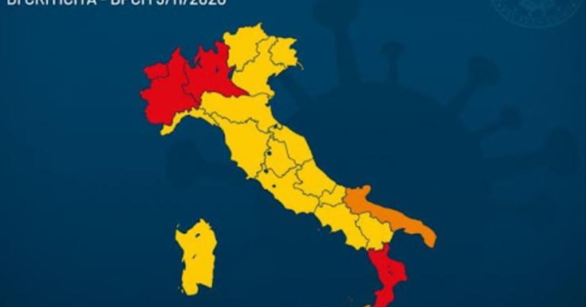 Circolare del 7 novembre. La falla nel sistema del Dpcm basta questa scusa per viaggiare tra le regioni in zona rossa